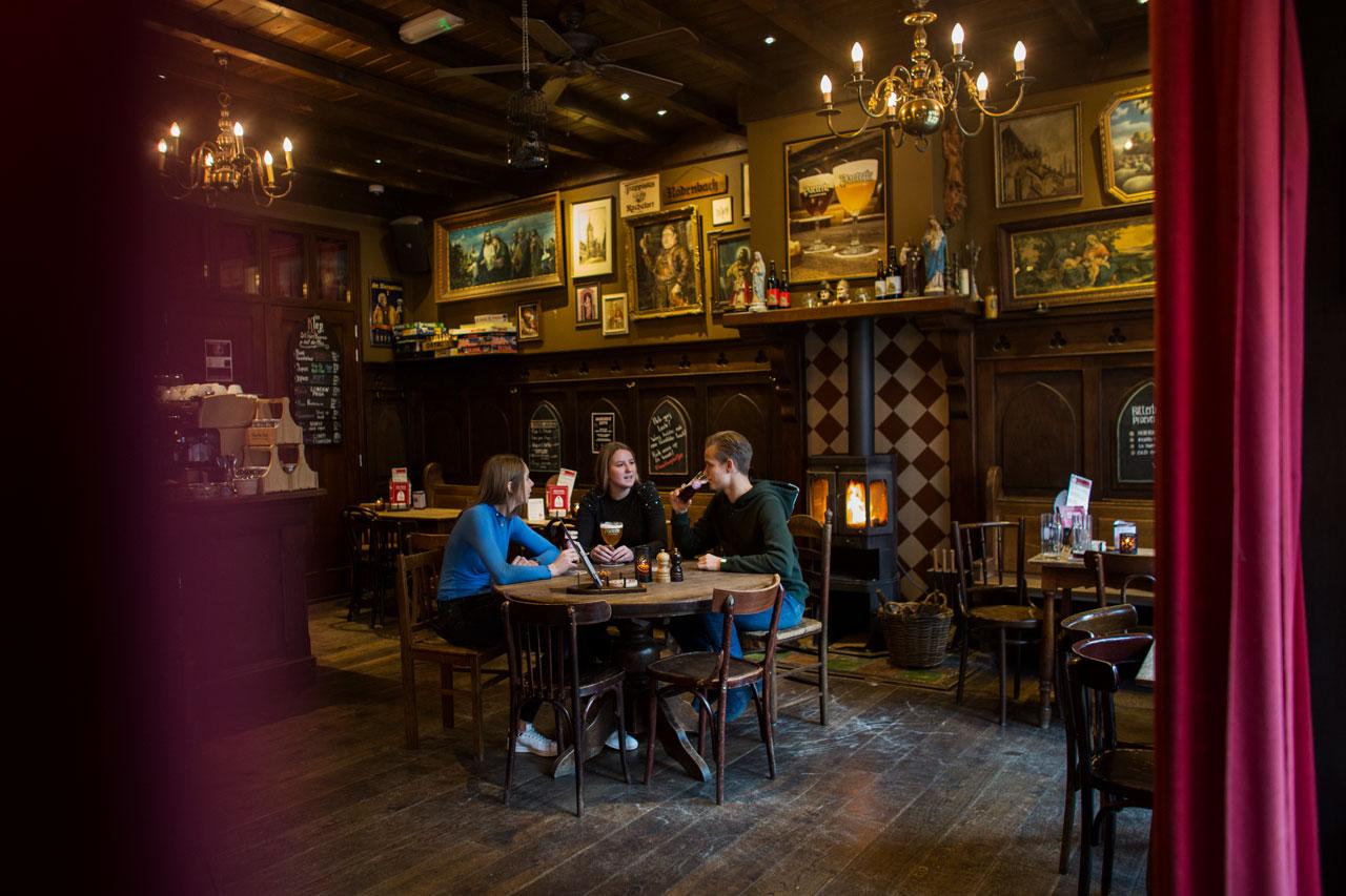Café de Klep: gewoon gezellig!